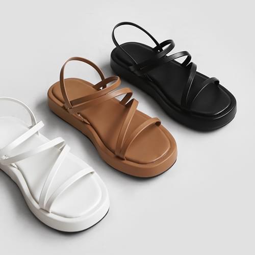 richer strap sandals