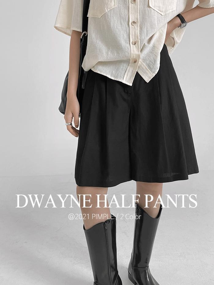 dwayne half pants