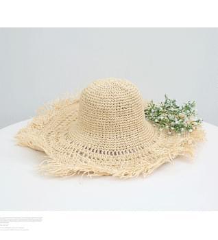 Summer Vintage Floppy Hat #86620