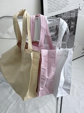 Butter Square Shoulder Eco Bag