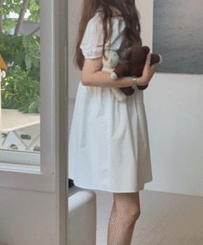 Abyss Cotton Dress