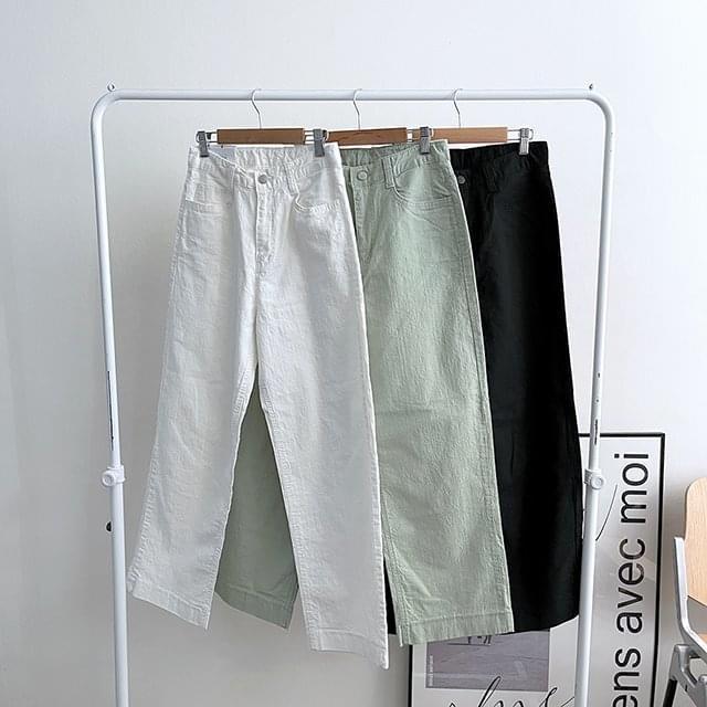 Sure Cotton My Wide Pants