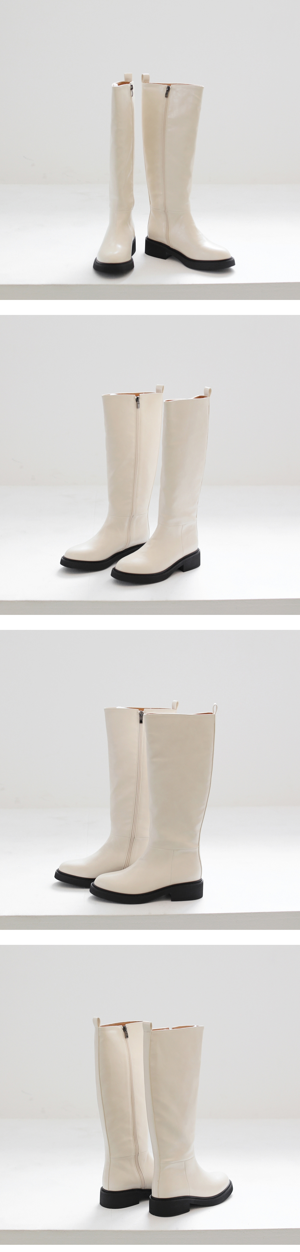 Newton round long boots