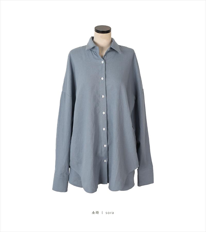 Linen Party Shirt Shorts Set
