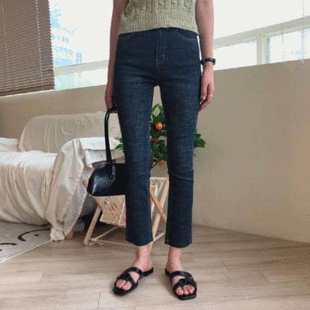 Weekly Slim Straight Denim Pants