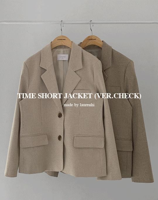 time single short jacket