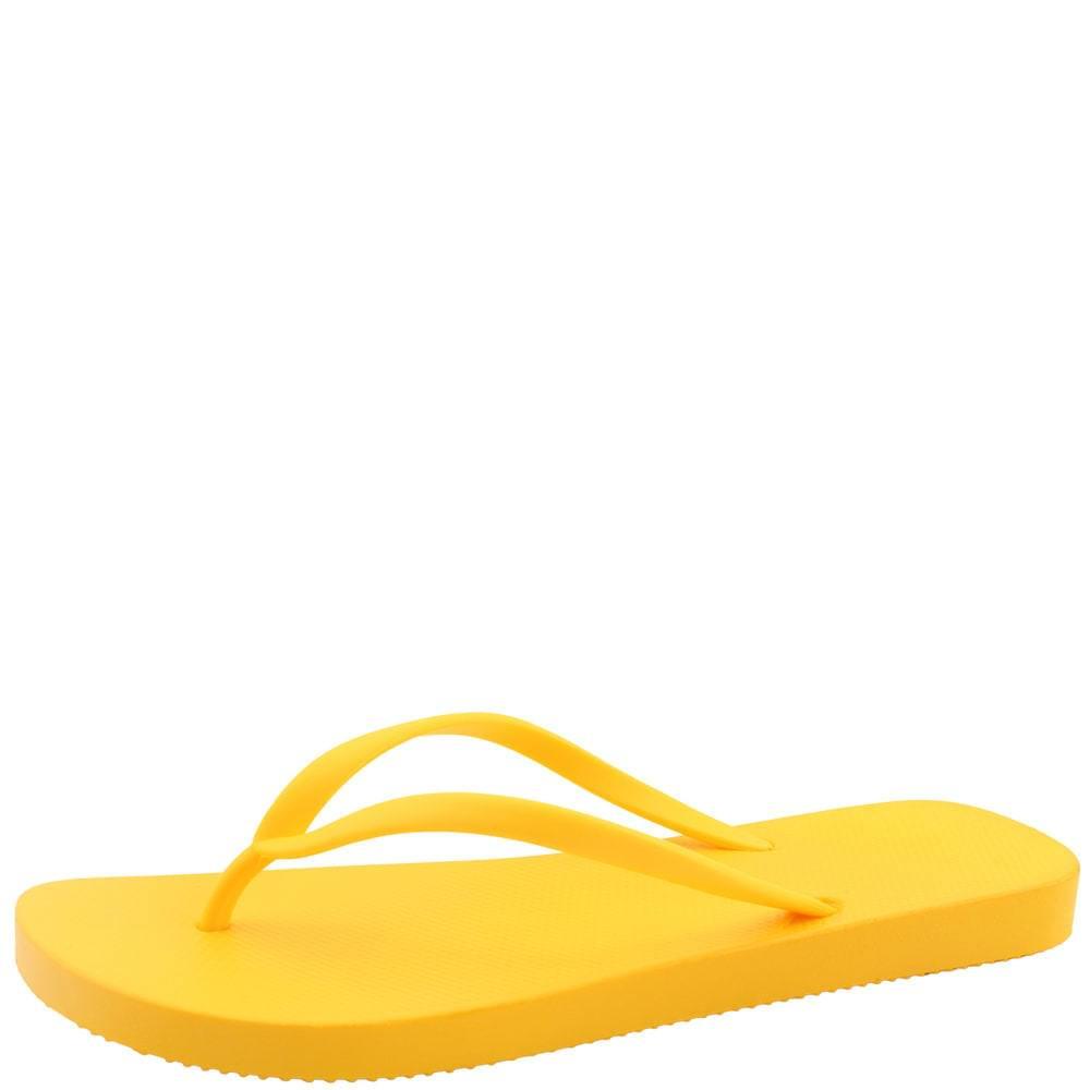 soft slipper slippers yellow