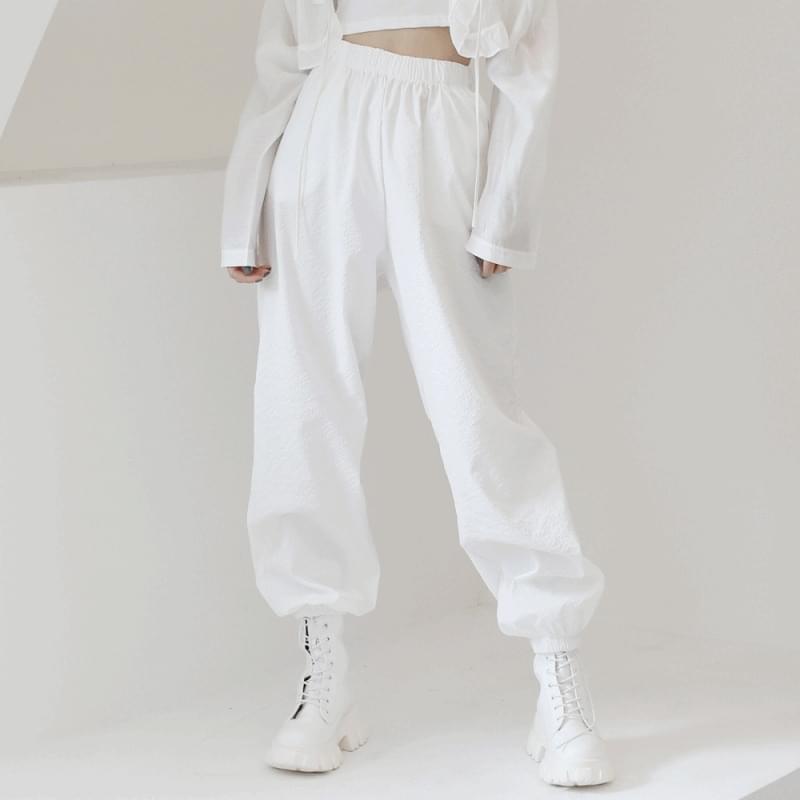 lego wide jogger pants 長褲