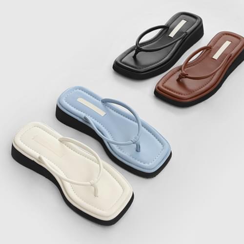 Ruel short slippers