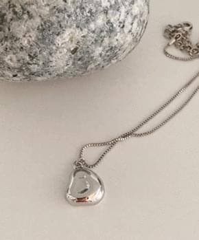 Sople Silver Necklace