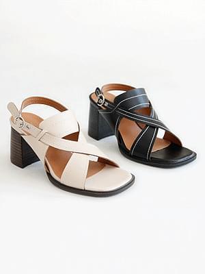 Sunset Slingback Sandals 8cm