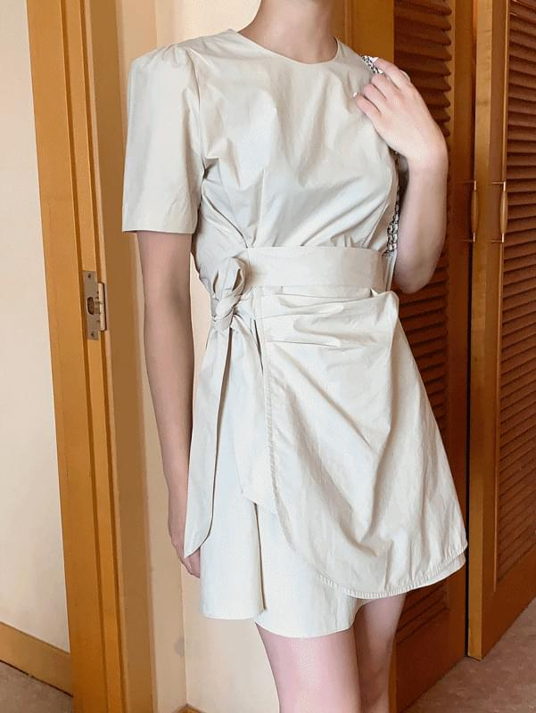 Wannabe Wrap Dress