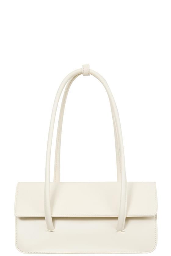 Sherbet Square Bowling Shoulder Bag
