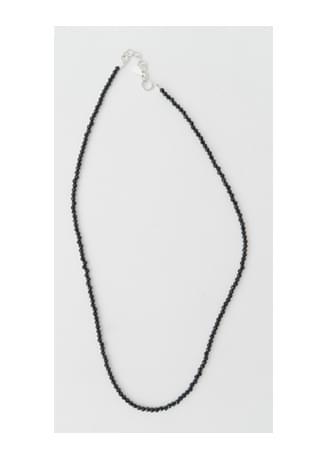 black beads necklace or bracelet