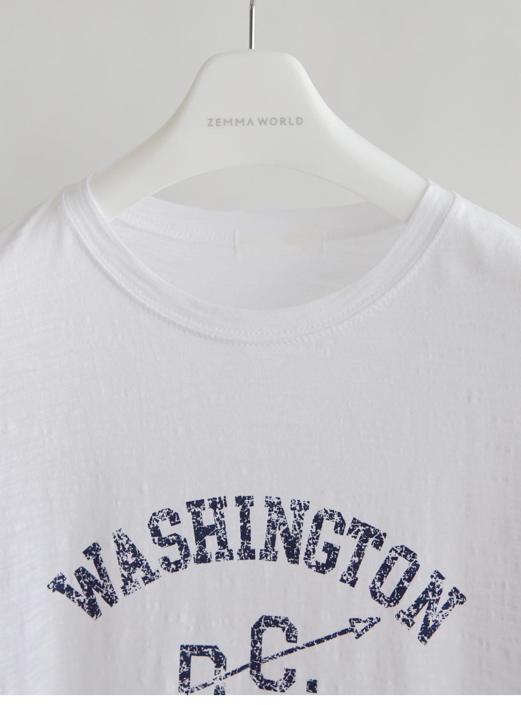 'WASHINGTON' Vintage Slub Tee