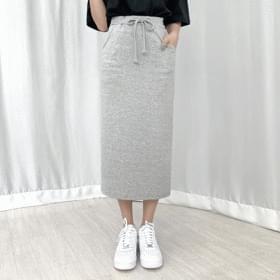 cut training banding skirt