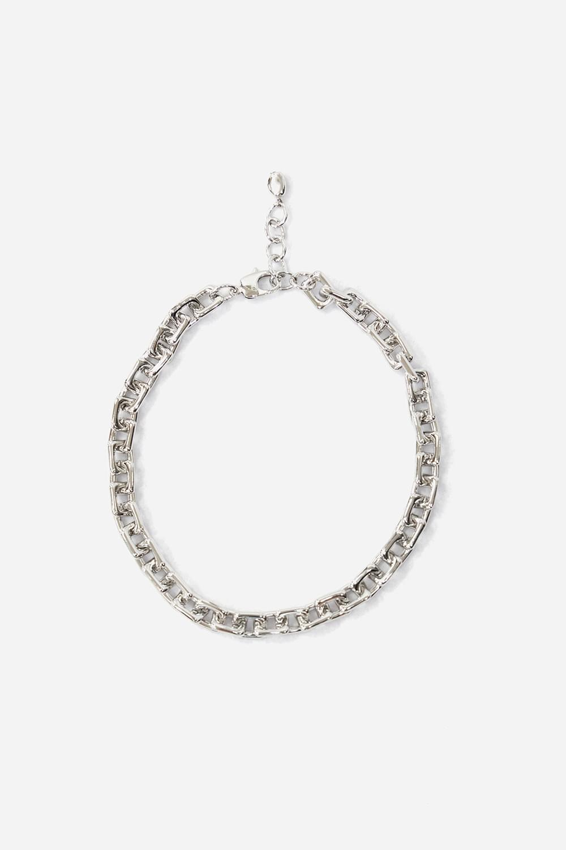Square chain Necklace