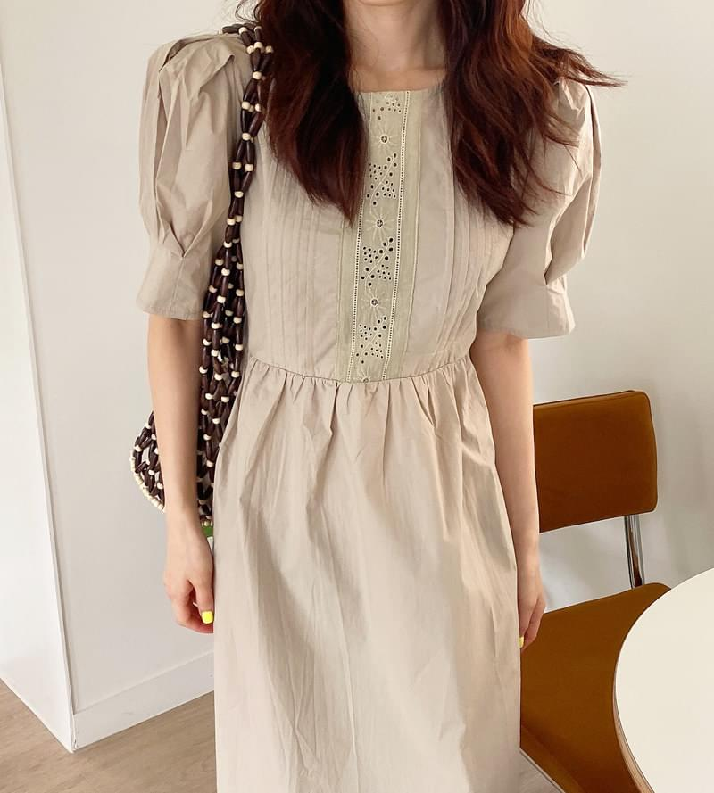 bael embroidered Dress