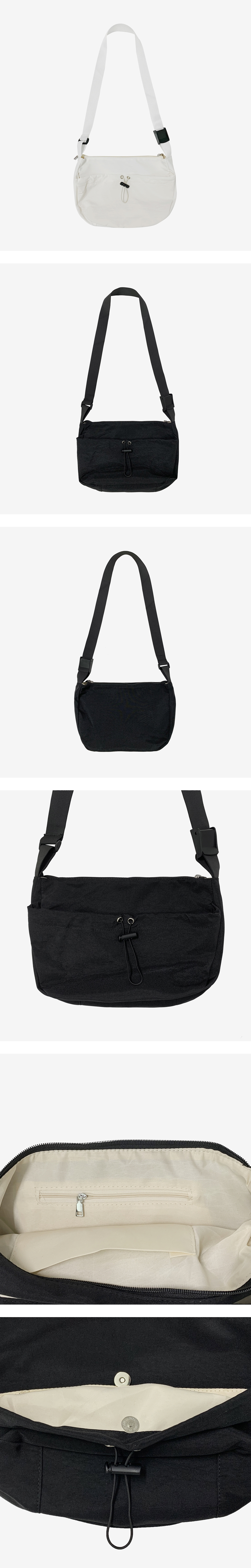 pieta string crossbody bag