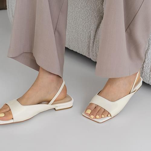 delve strap sandals