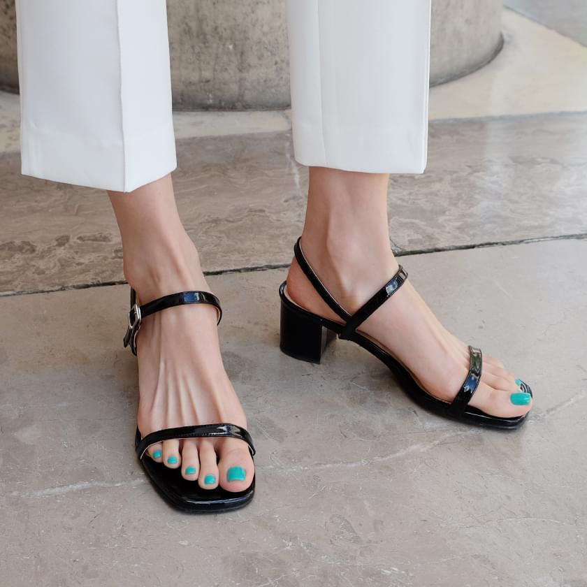 Jane Buckstrap Sandals