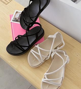 Strap Sandals #86632