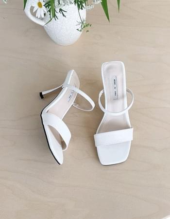 tory strap mule heel