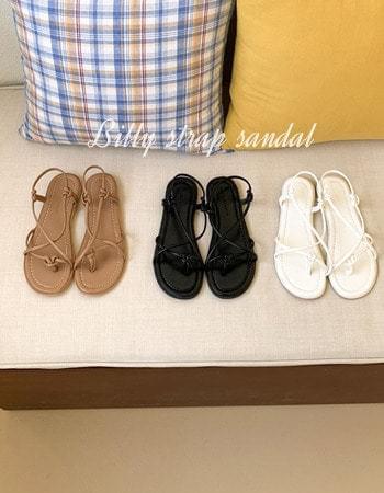 billy strap sandals