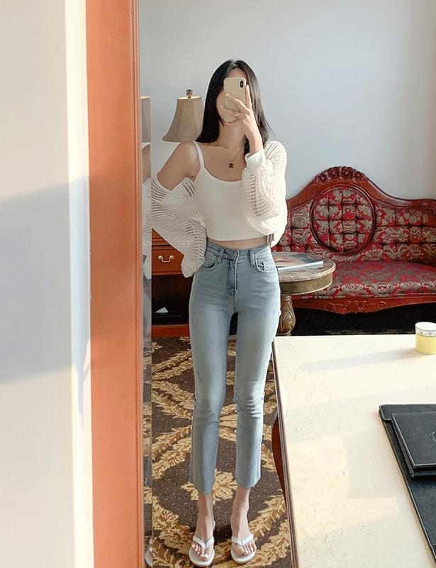 Lofi Banding Slim Date Pants