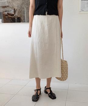 Lanpi Linen Skirt