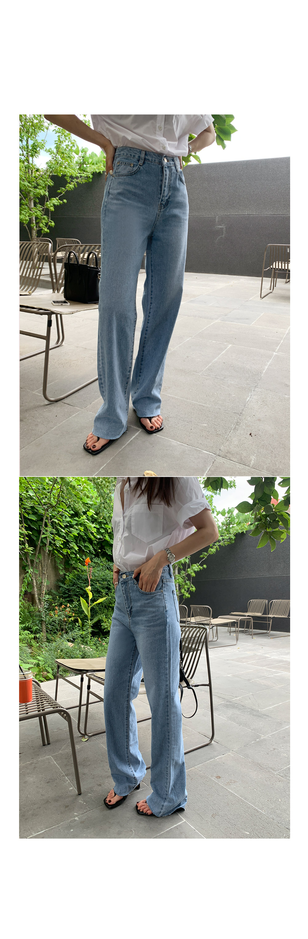 Luda Denim Pants
