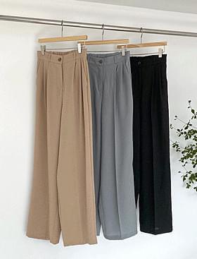 Ain back banding slacks comfortable back banding :D