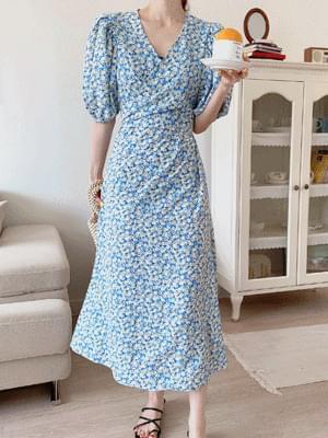 cool wrap Dress