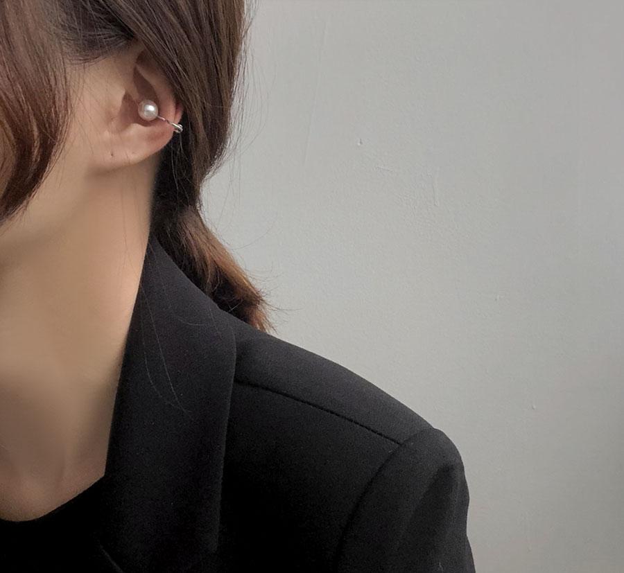 ear cuff robe pearl
