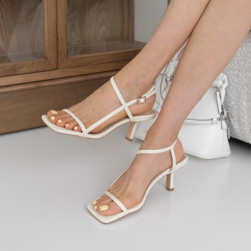 eldina strap sandal heels