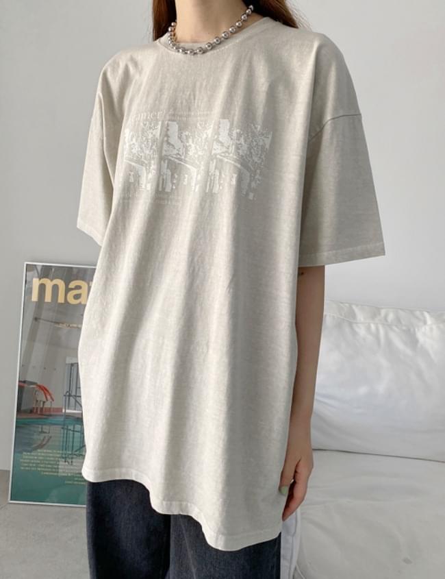 Dreamer Pigmented T-shirt