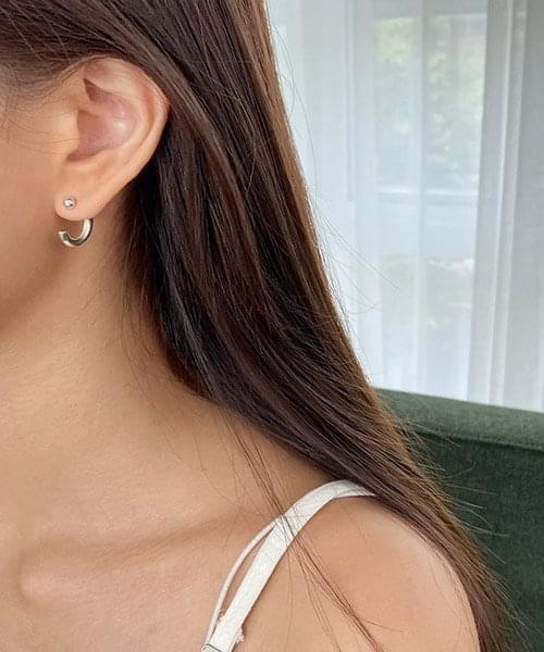 spike earring