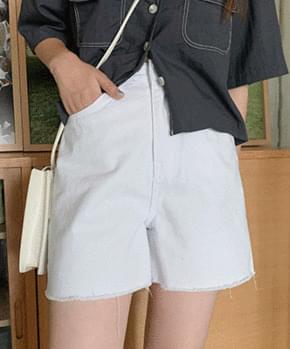 Dosia Cotton Half Pants