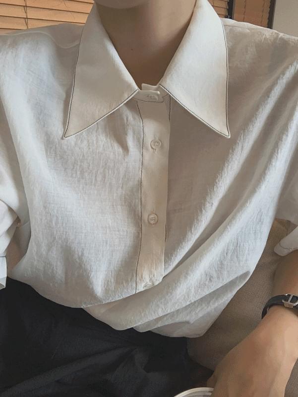 camille stitch blouse