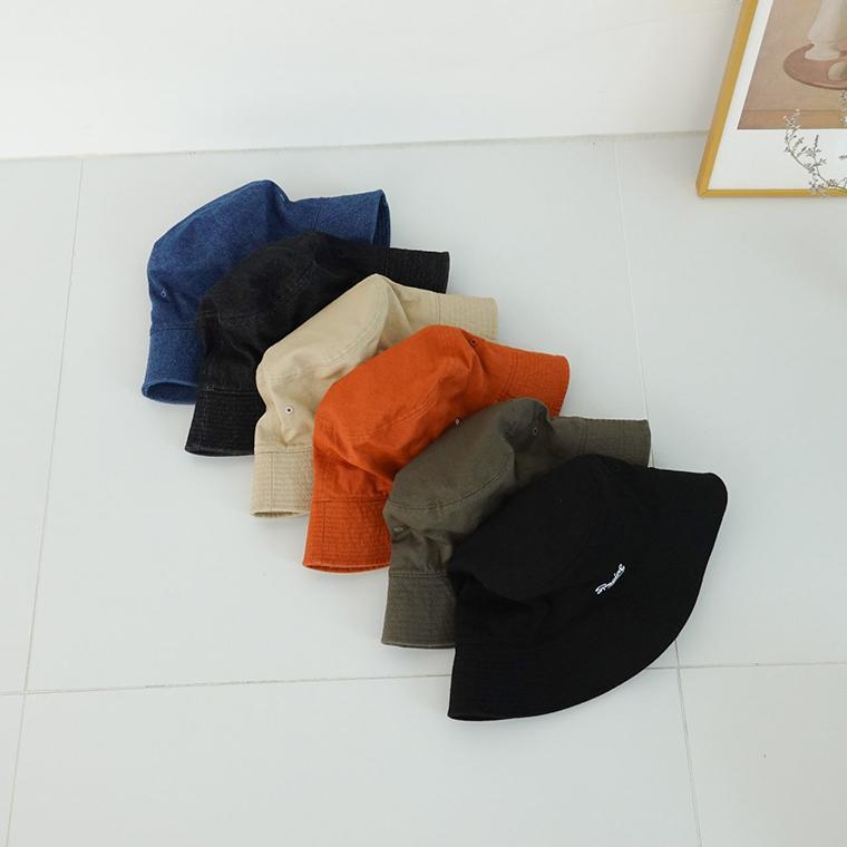 Special plain simple bucket hat