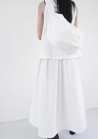 cloudy ivory casual bag