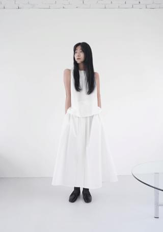 simple two-piece set - skirt
