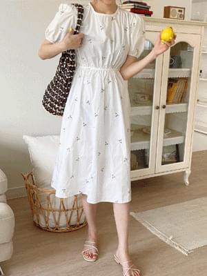 Sona Embroidery Dress