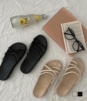 Lucia bottom soft comfy shorts sandals