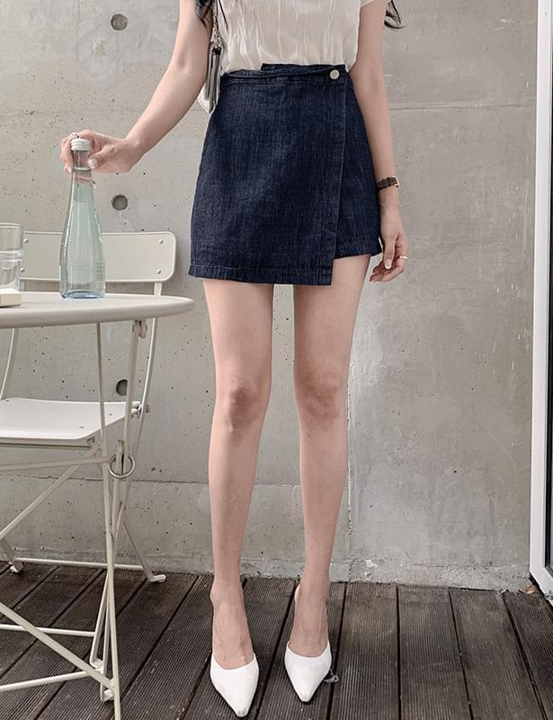 Talk Me Lab Skirt Pants