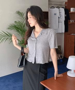 silo linen cardigan