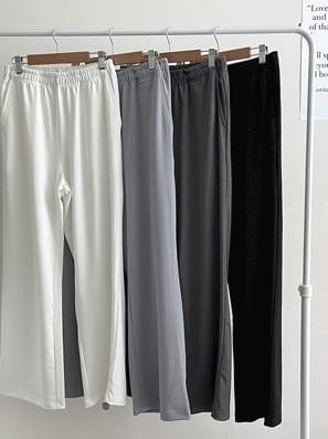 Ice wide banding pants
