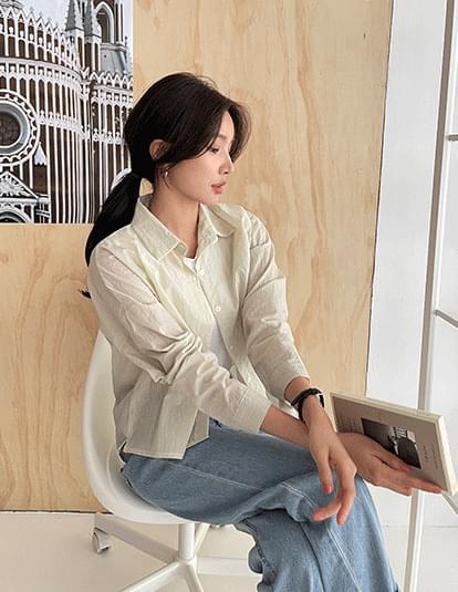 Heman nylon shirt