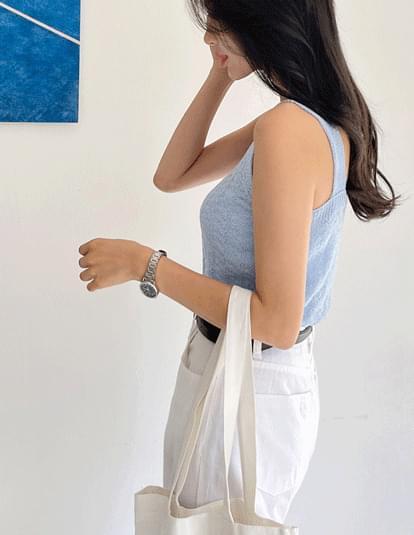 Nave Sleeveless Knitwear
