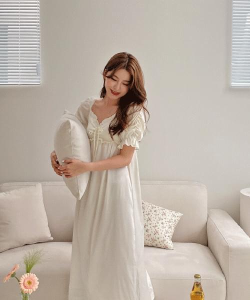 Ron Silky Dress Pajama